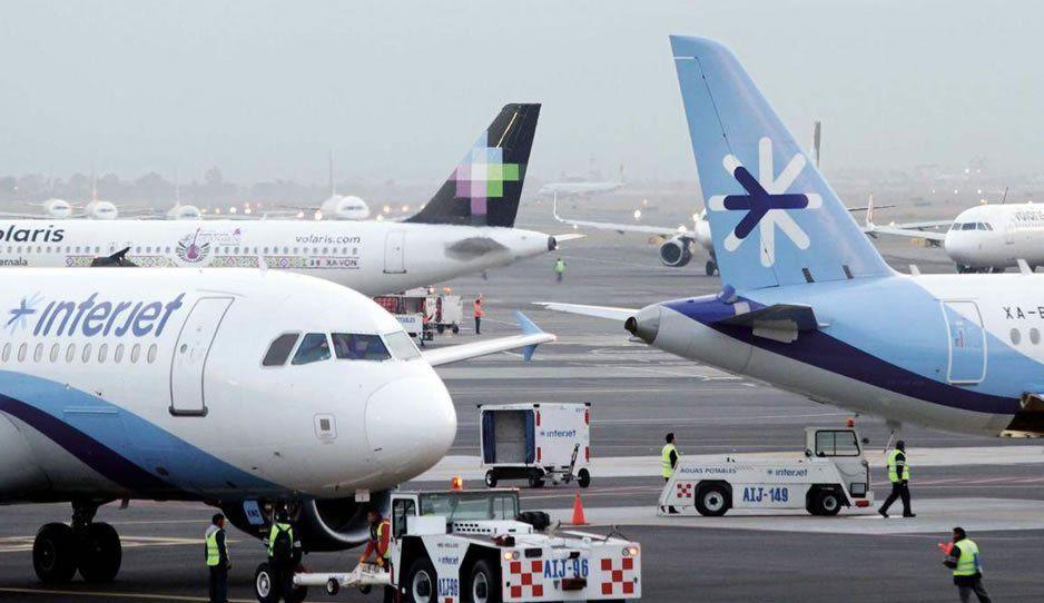 No que no: Desabasto de combustible ya afecta a los aeropuertos de México