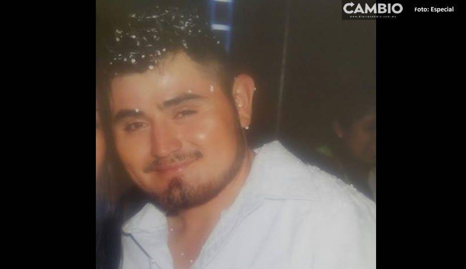 Ayuda a su familia a localizar a Abimael Romero, tiene 25 años y es de Los Reyes de Juárez