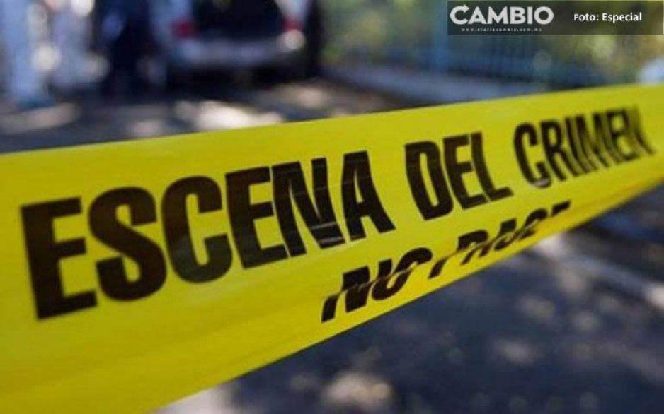 Asesinan y queman a elotero para robarle su camioneta en Felipe Ángeles