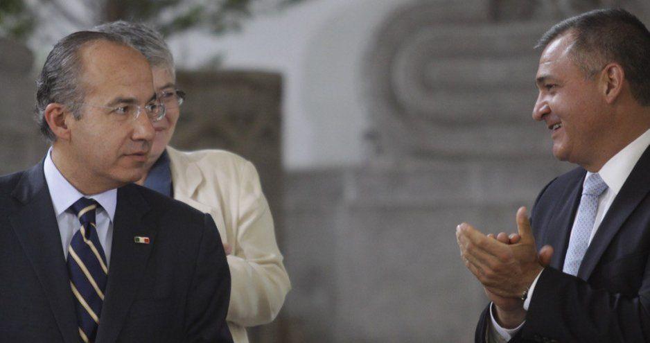 Detienen a Genaro García Luna, ex secretario de Calderón, lo acusan de narcotráfico