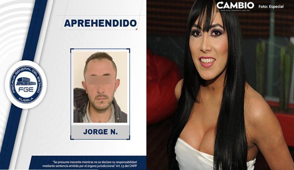 Confirma Fiscalía detención del asesino de la activista transgénero Agnes Torres