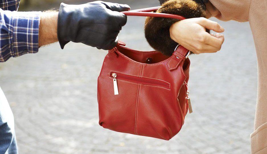 Policías detienen a sujeto por robarle el bolso a una mujer Texmelucan