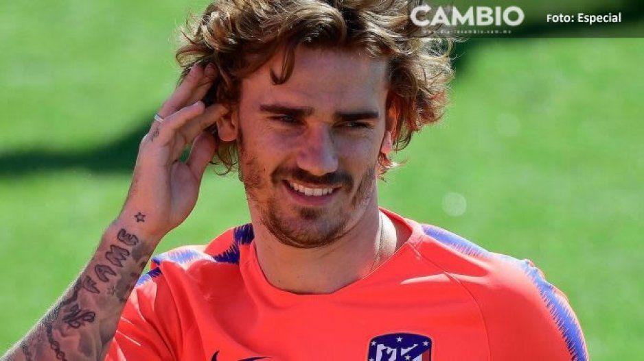 ¡Ya es oficial! Antoine Griezmann es el nuevo jugador del Barcelona