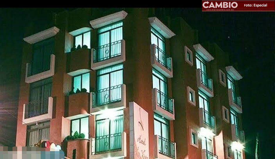 Detienen a secuestradores en hotel de Texmelucan