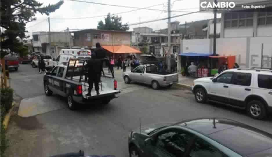 Ante la ola de violencia vecinos realizarán guardias de vigilancia en Texmelucan