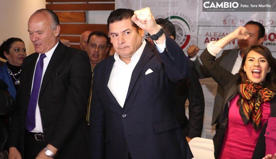 TEPJF ordena al INE resuelva demandas contra Armenta