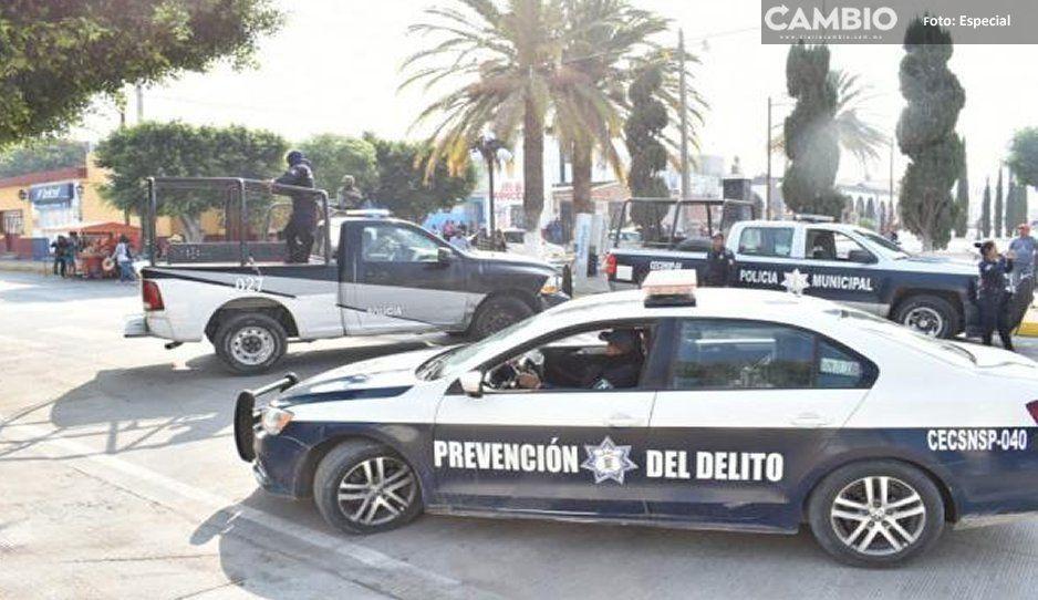 ¡Nadie se salva! Intentan darle un levantón al secretario general del Ayuntamiento de Tochtepec