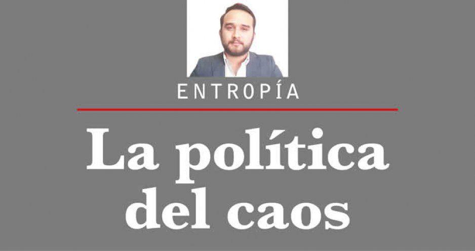 La política del caos