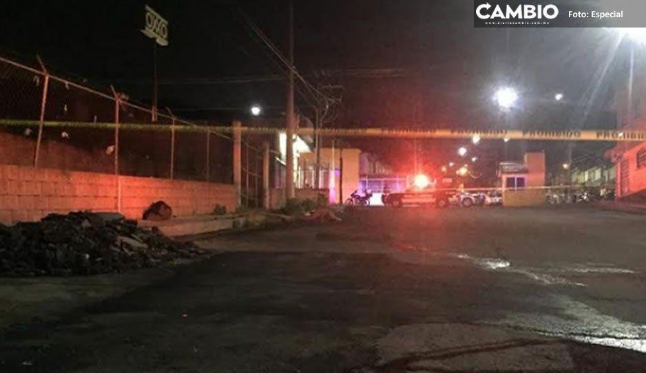 Enfrentamiento entre pandillas de Atlixco deja un muerto: lo apedrearon hasta destrozarle la cabeza