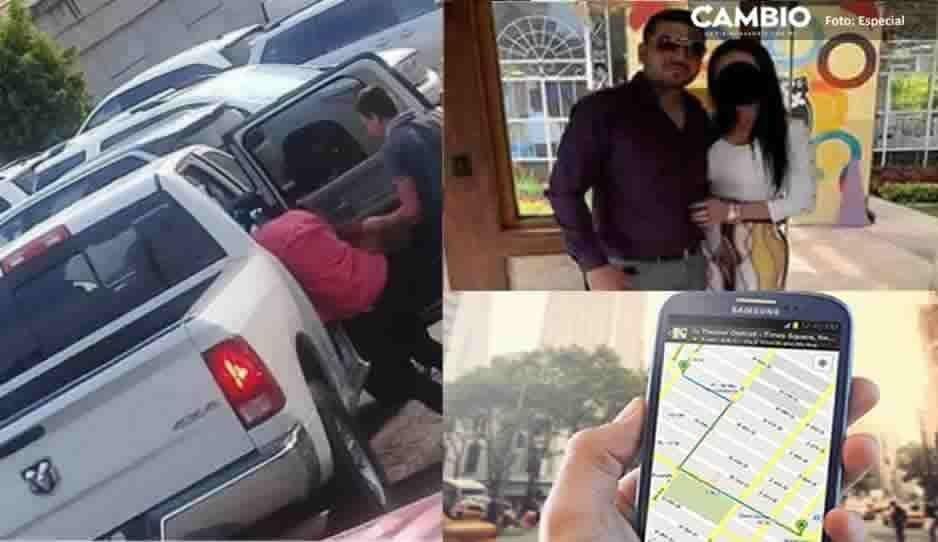 Gracias al GPS de celular se ubicó la casa de Amozoc donde decapitaron al ganadero