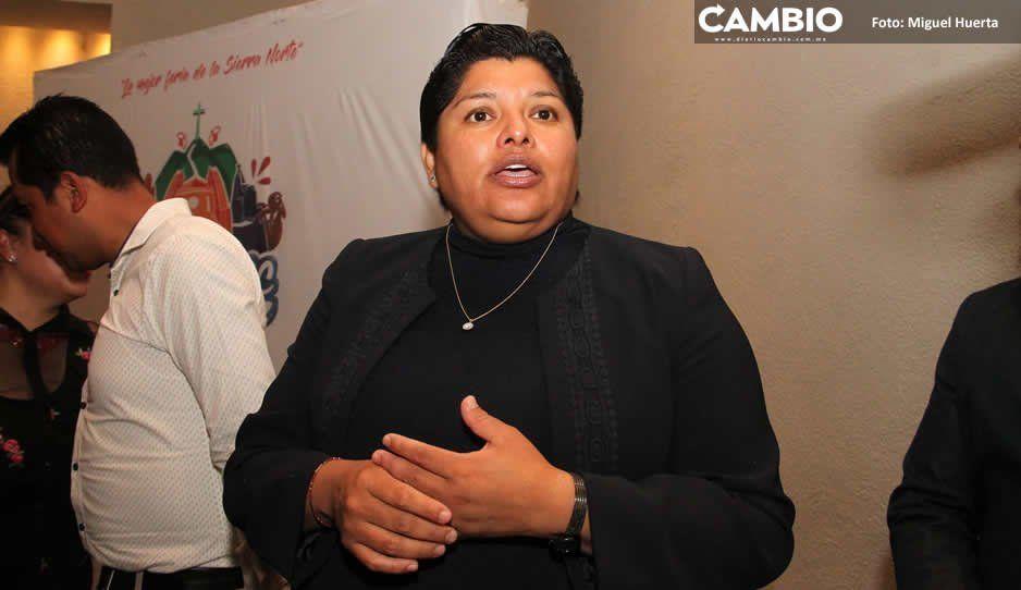 Karina ya sabía del adeudo del gobierno a la CFE en la Atlixcáyotl