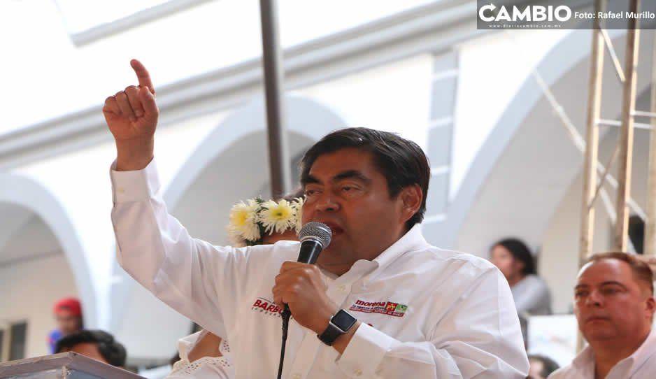 Enrique Cárdenas tiene los chones bien manchaditos, cuál impoluto: Barbosa (VIDEO)