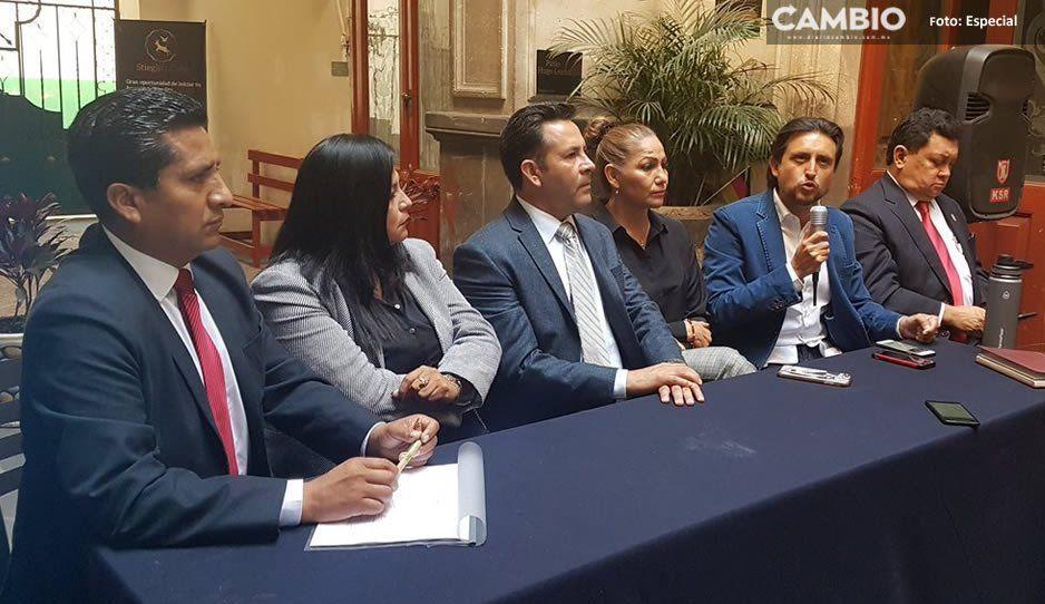 No que no: JJ y diputados armentistas respaldan a Barbosa como candidato a la gubernatura