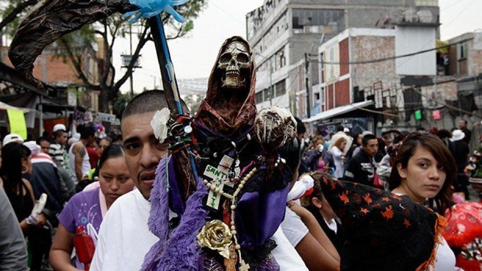 El 20% de los poblanos adoran a la Santa Muerte; Mary Cruz fue una de sus víctimas
