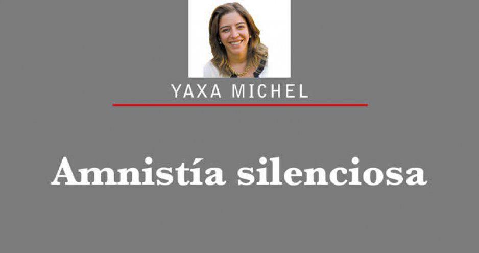 Amnistía silenciosa