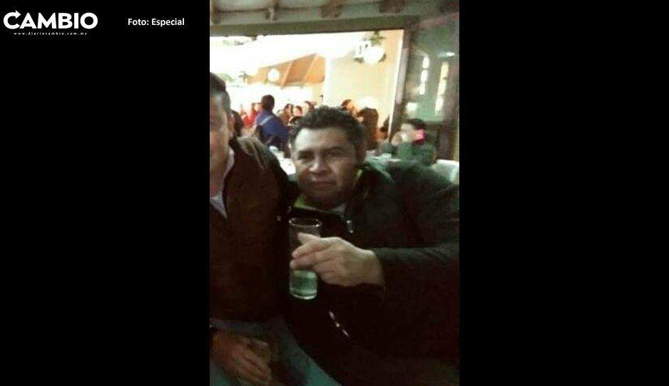 Secretario general borrachín de Zacapoaxtla amenaza a ciudadanos