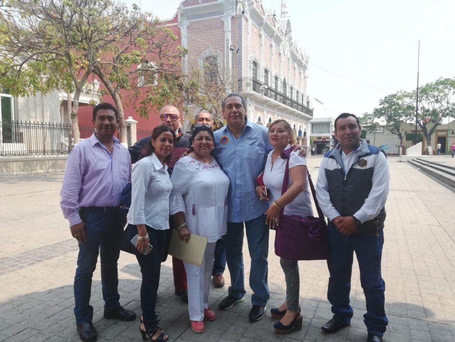 Confía líder de la CTM en que Felipe Patjane pagará lo que se le adeuda al sindicato del ayuntamiento