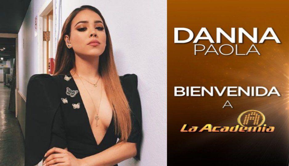 Golpe bajo de Danna Paola a Televisa: se va a TV Azteca para ser coach en La Academia