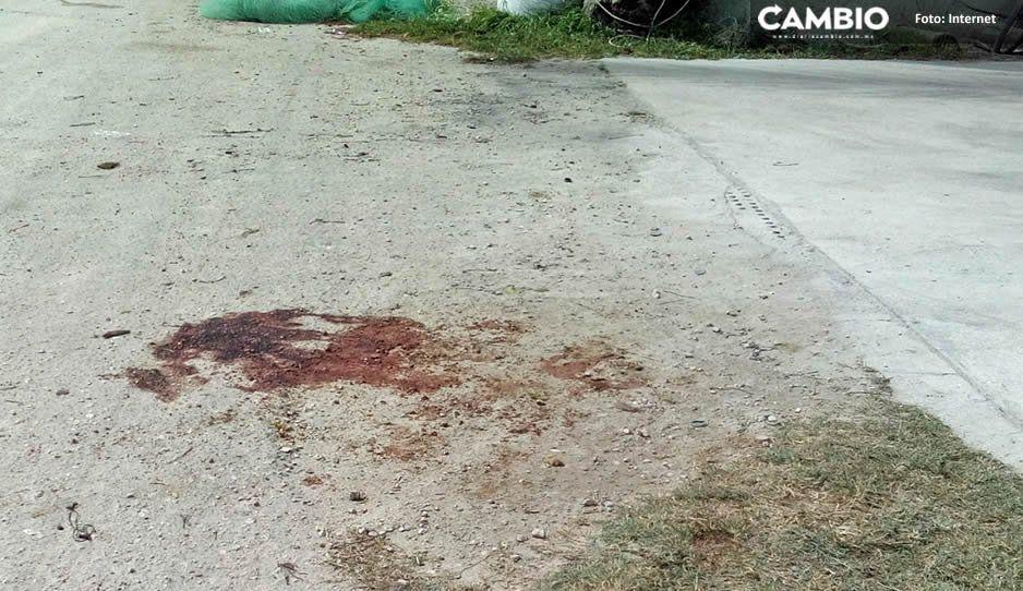 Matan a quincuagenario de un escopetazo en la cabeza en Atzitzihuacan