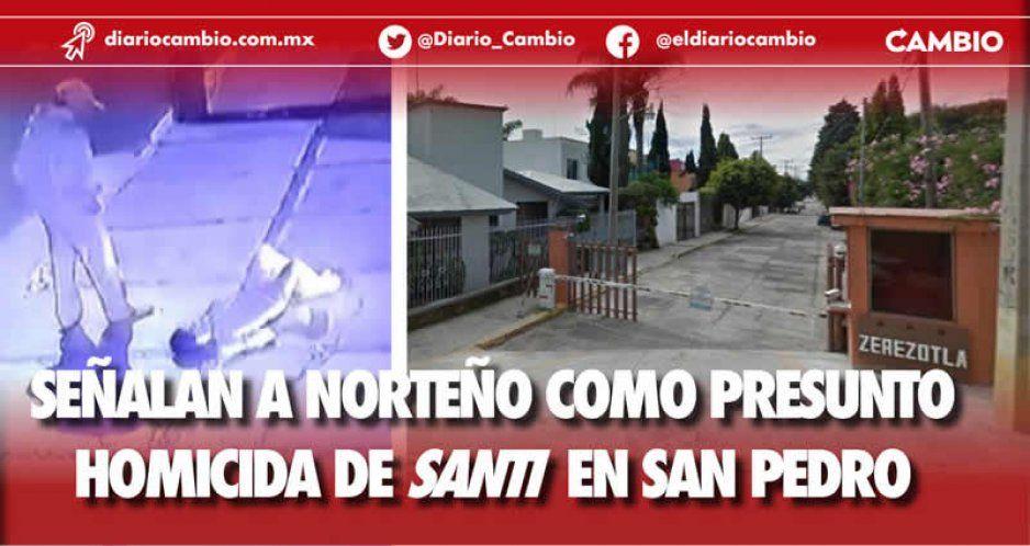 FGE investiga los alrededores del hotel para determinar la trayectoria de la bala perdida que mató a Santi