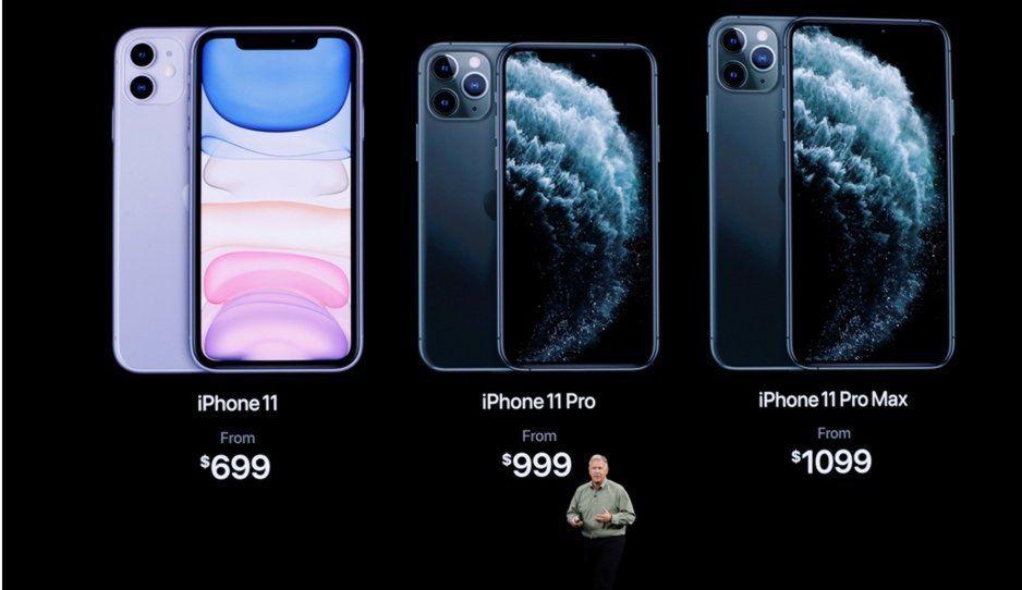 Conoce las características del iPhone 11 Pro y 11 Pro Max y su precio en México