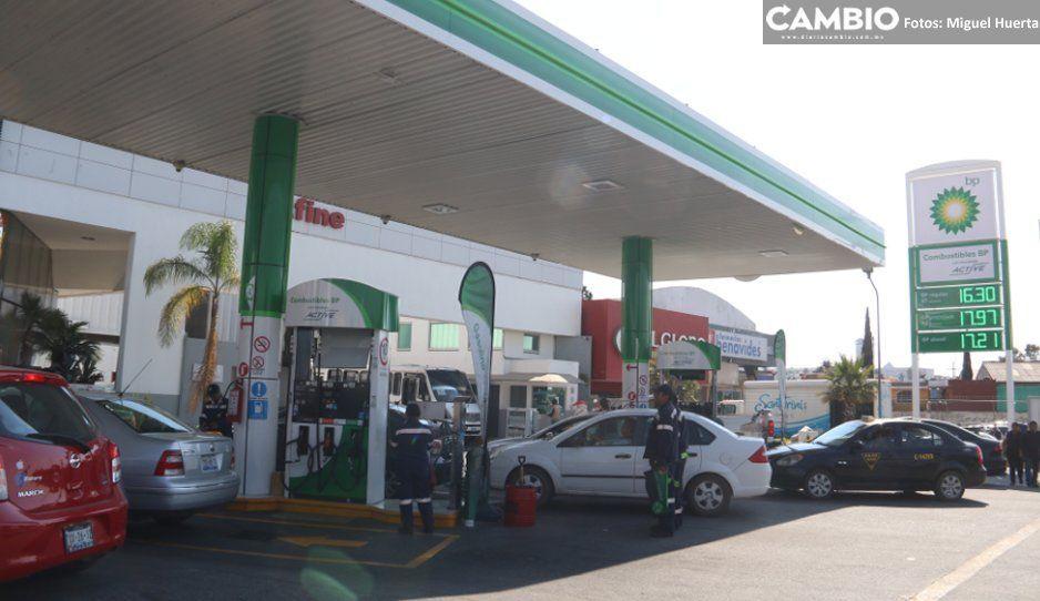 Organización de Gasolineros Unidos acusa carencia de combustible en Triángulo Rojo