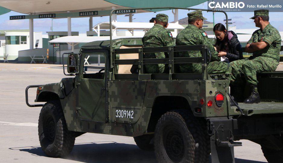 Inversión de 22 mil millones de pesos para complejos militar y educativo en Oriental