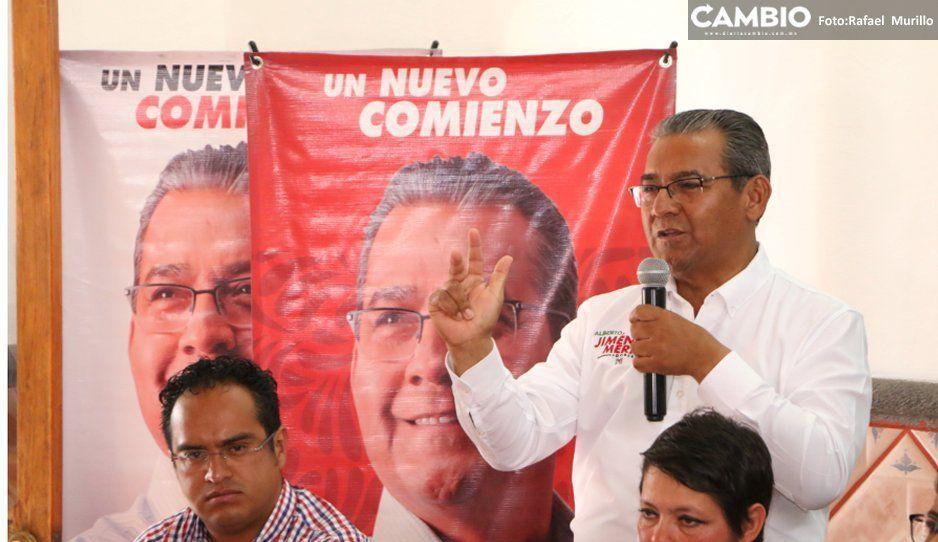 Merino pronostica violencia electoral:  hay focos rojos en Ajalpan y Yaonáhuac