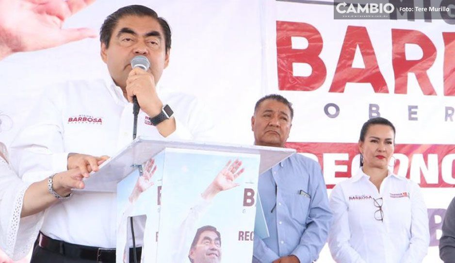 Afirma Barbosa que la orden de aprehensión vs Marín es una buena noticia: es necesario hacer justicia