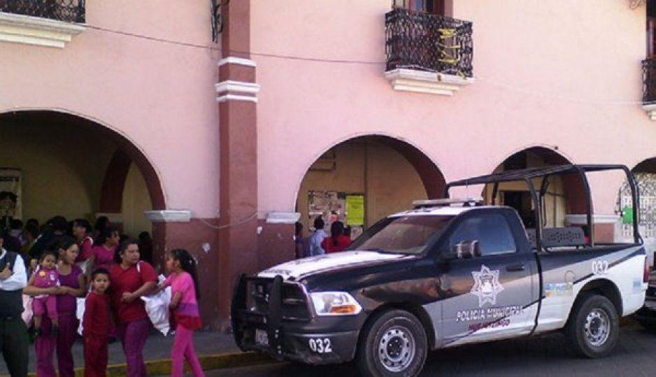 Detonaciones de arma de fuego causan pánico en Huejotzingo