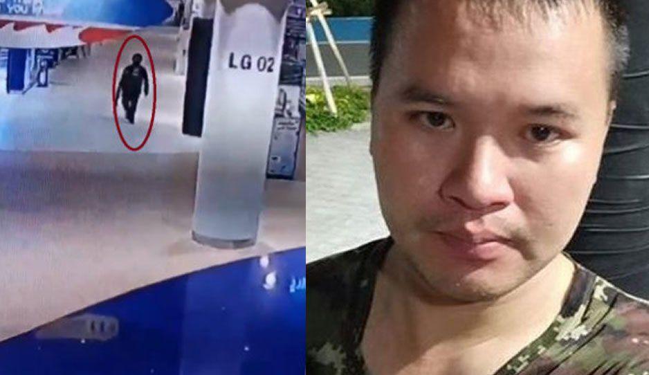 Soldado tailandés asesina a tiros a 20 personas y transmite la matanza en Facebook Live (VIDEO)