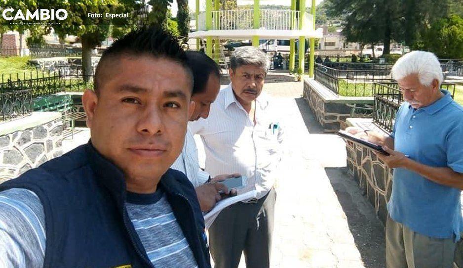 SEDIF investiga a delegado de Izúcar  que lesionó a empleada con petardo