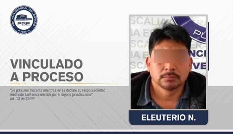 Vinculan a proceso a maestro depravado que violó a niñita de siete años en Zacatlán