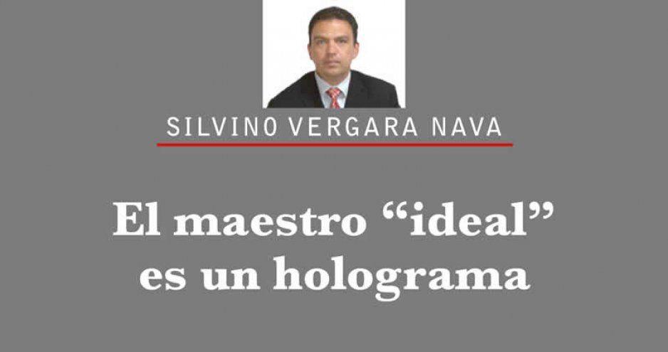 """El maestro """"ideal"""" es un holograma"""