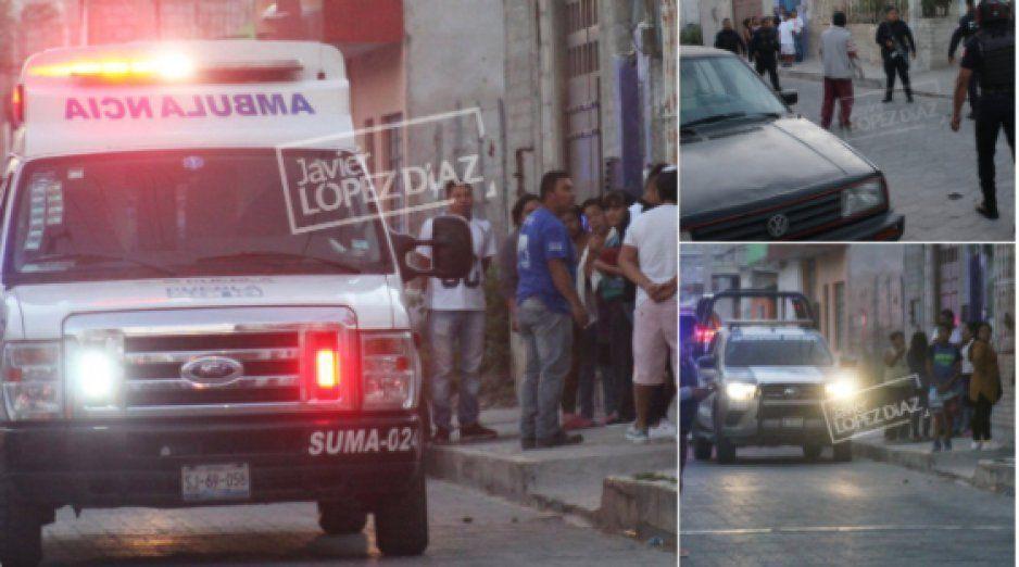 Comando armado ejecuta a hombre en Granjas de Oriente Tehuacán