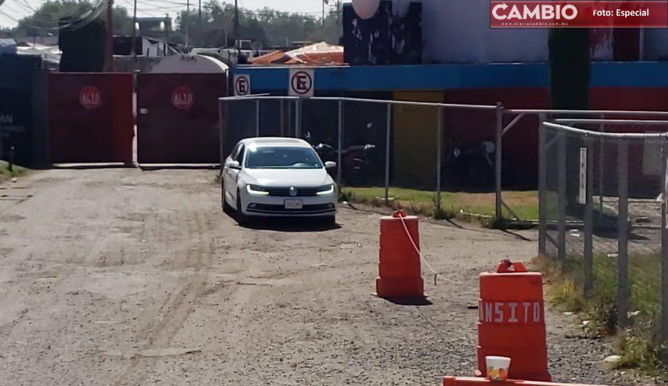 Policías de Texmelucan detienen a sujeto por tentativa de robo