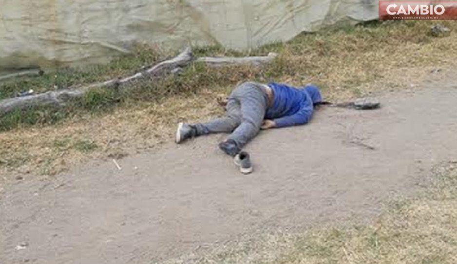 Muere ratota en enfrentamiento contra policías en Texmelucan