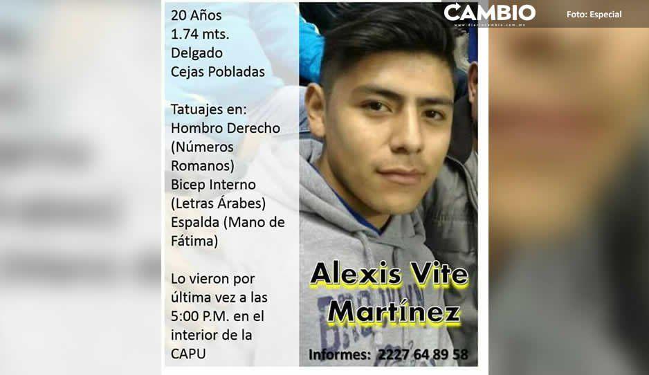 Tres años después, capturan  al asesino de Alexis Vite
