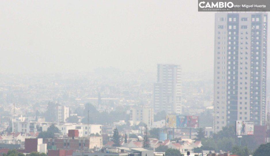 Suspenden clases en CDMX por contingencia ambiental... ¿y en Puebla?