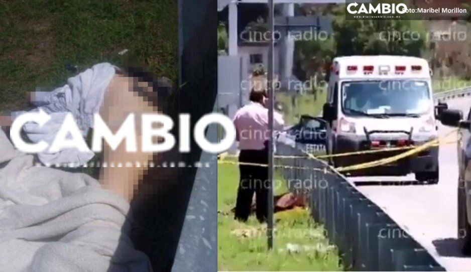 Hallan cadáver de mujer con narcomensaje en Forjadores (VIDEO)