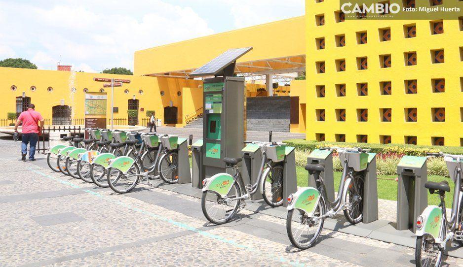 Vandalizaron cuatro estaciones y tres bicis  de CycloShare en julio