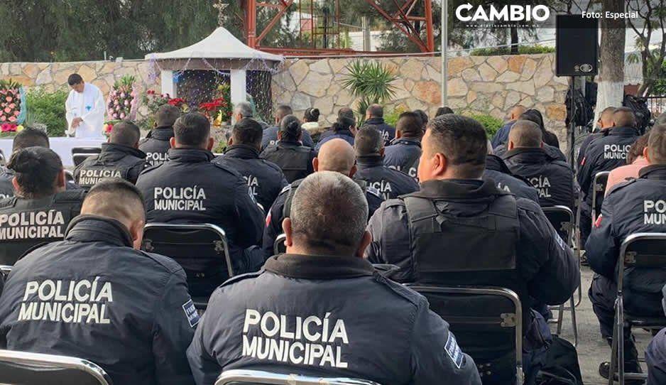 Riesgo de rebelión en Policía de Tehuacán:  acusan a mando de malos tratos a elementos