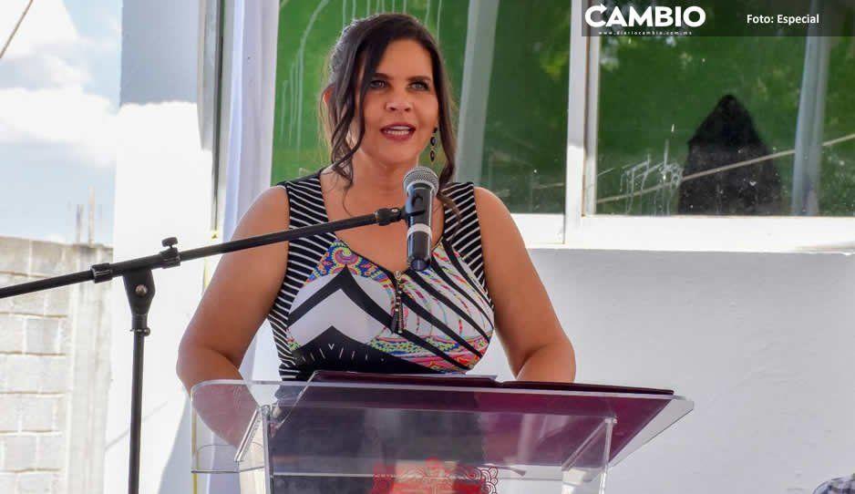 Inaugura Norma Layón planta tratadora de agua en el rastro municipal de Texmelucan
