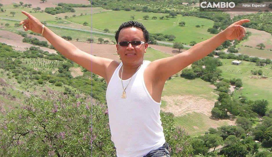 Detienen a El Simpson, presidente auxiliar de Mihuacán por conducir camioneta robada