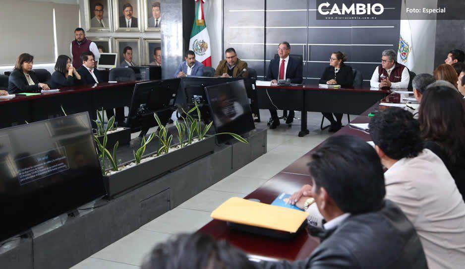 Melitón Lozano toma protesta a titulares de Cordes