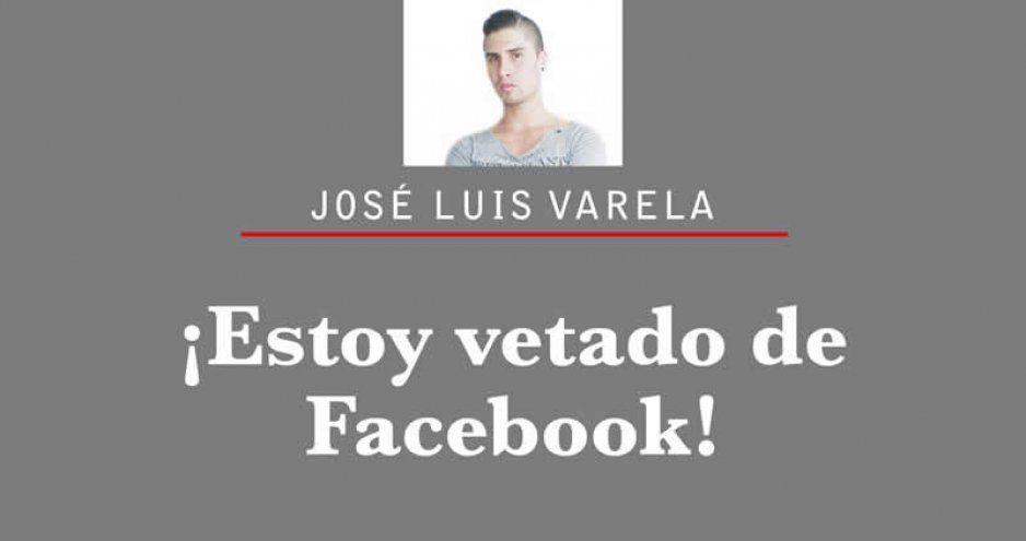 ¡Estoy vetado de Facebook!