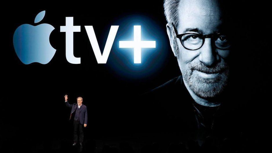 Apple TV+ es la apuesta de Apple para luchar contra Netflix