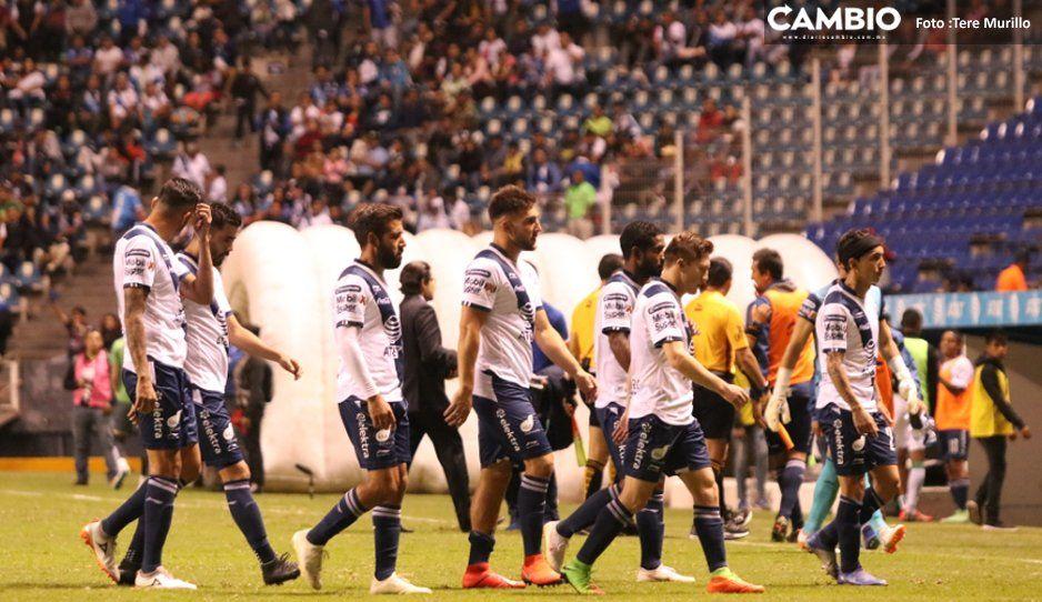 León propina tres golpes de realidad  al Club Puebla y lo aleja de Liguilla