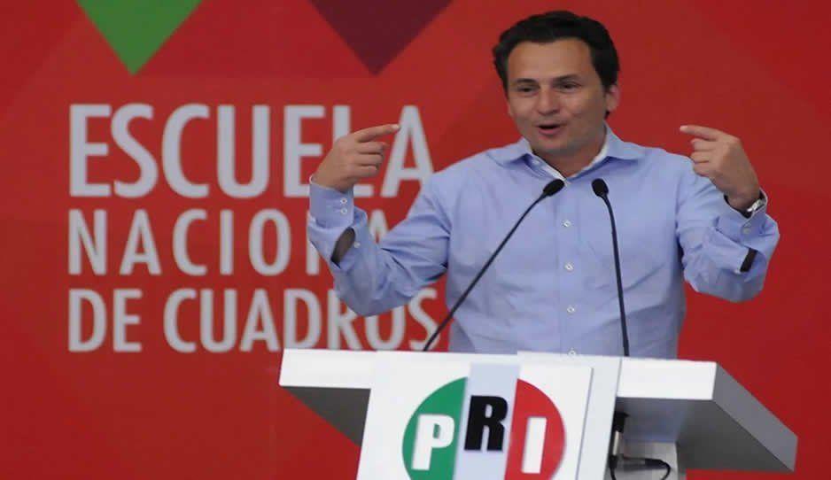 PRI se deslinda de Lozoya: conductas del exdirector de Pemex son personales
