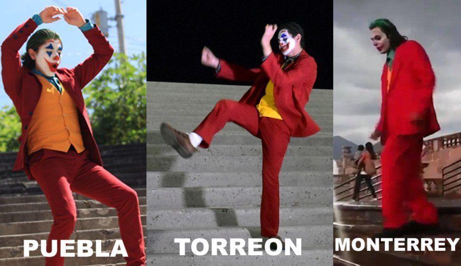 Guerra de Jokers: ¿Quién baila mejor el de Torreón, Monterrey o Puebla? (VIDEO)